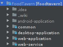 Food Tavern System